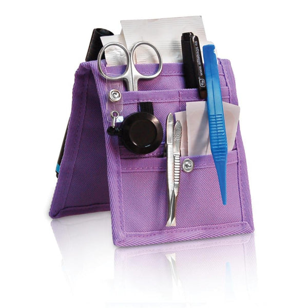 Keens Pocket organizer in purple