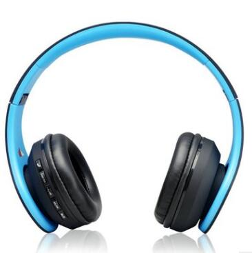 WISH Andoer with card radio headset foldable bluetooth headset