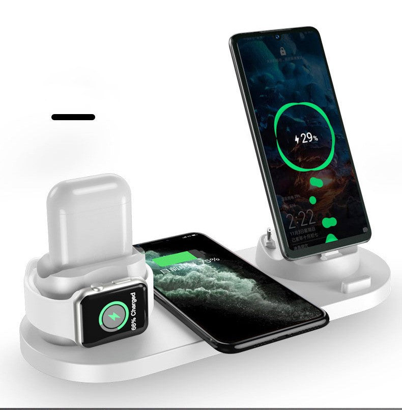 6N1 wireless charger for mobile phones