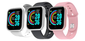 DWATCH Affordable Smart Watch 3X