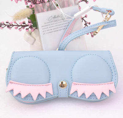 Glasses bag glasses clip