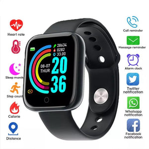 DWATCH Affordable Smart Watch 1X