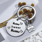 porte clefs sweet home