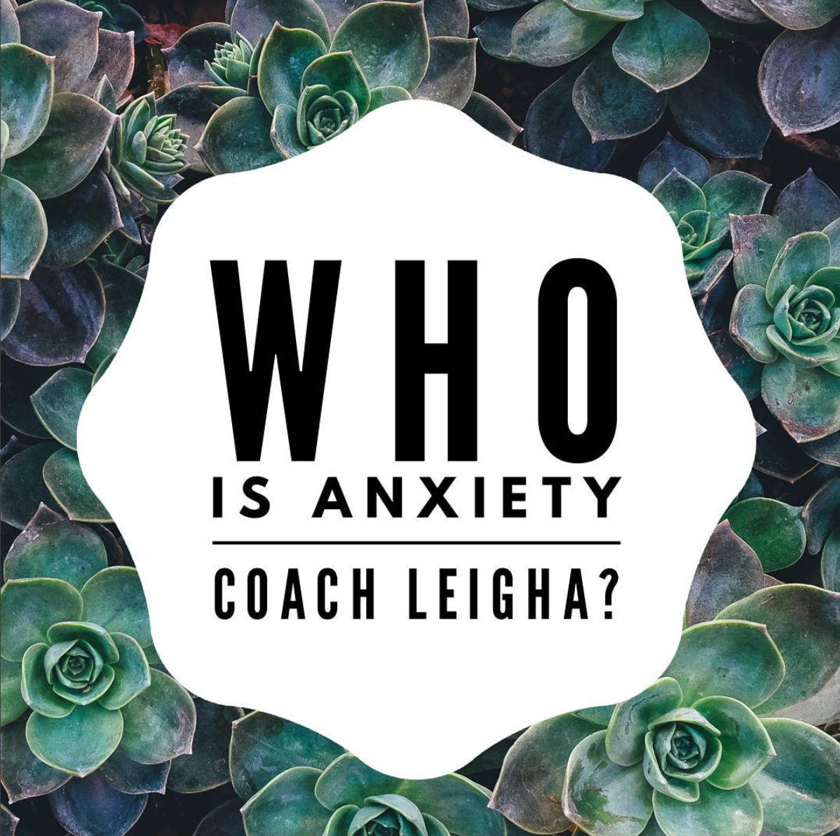 Living with Anxiety – Interview with Survivor, Mom, & Coach: Leigha Benson