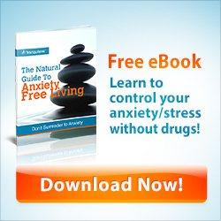 The Natural Guide to Anxiety Free Living