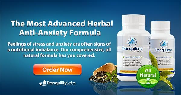 nautural anxiety relief