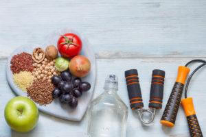 healthy living to prevent a panic or heart attack