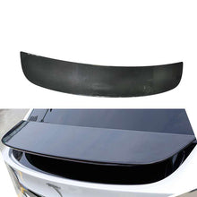 Load image into Gallery viewer, ST3ALTH  Carbon Fiber Spoiler Cover Glossy Finish - Tesla Model X 2016-20