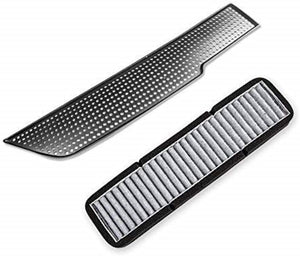 Air Flow Vent Cover and Intake Air vent filter Set - Model 3