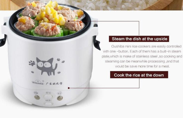 1Liter Personal Rice Cooker