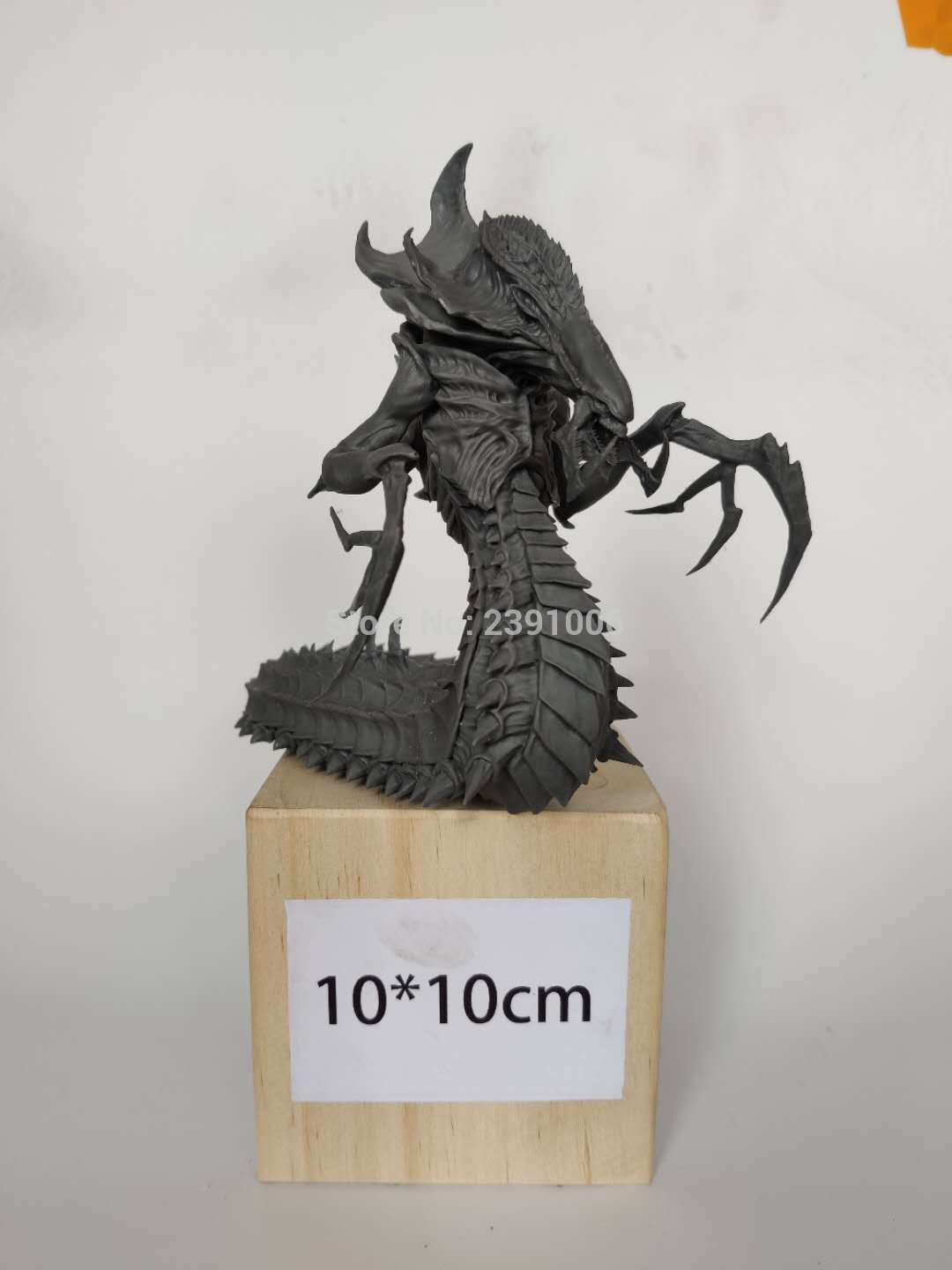Tusk Model Monster Resin Miniature