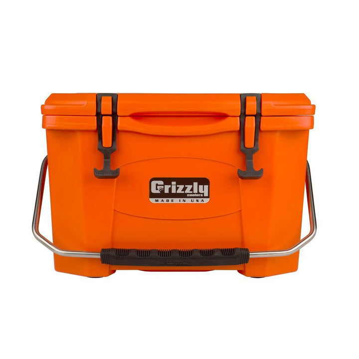Branded Grizzly 20qt Cooler