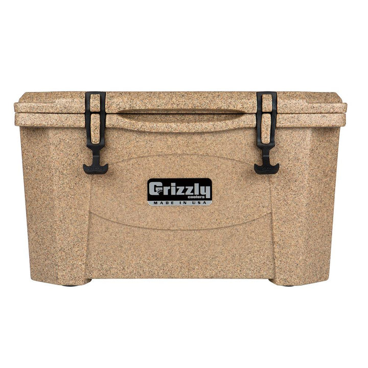 Branded Grizzly 40qt Cooler