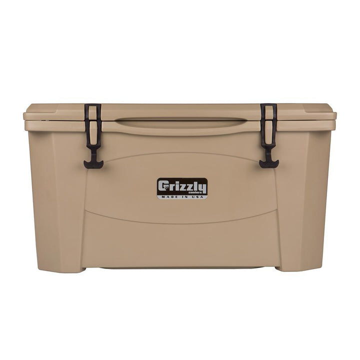 Branded Grizzly 60qt Cooler