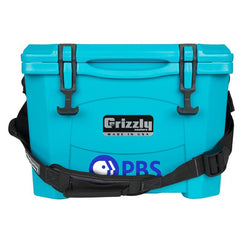 Branded Grizzly 15qt Cooler