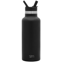 Branded Simple Modern Ascent Water Bottle 17oz w/ Straw Lid