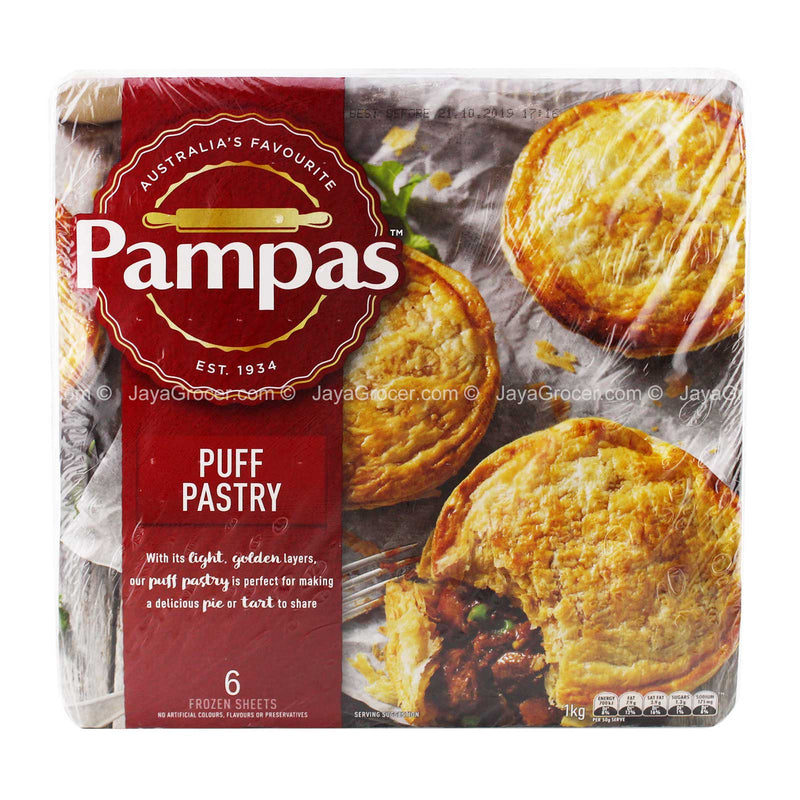 Pampas Puff Pastry 1kg