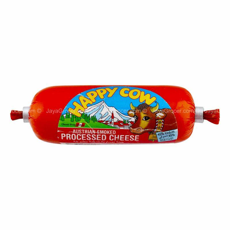 Happy Cow Austrian Smoked Processed Cheese 85g