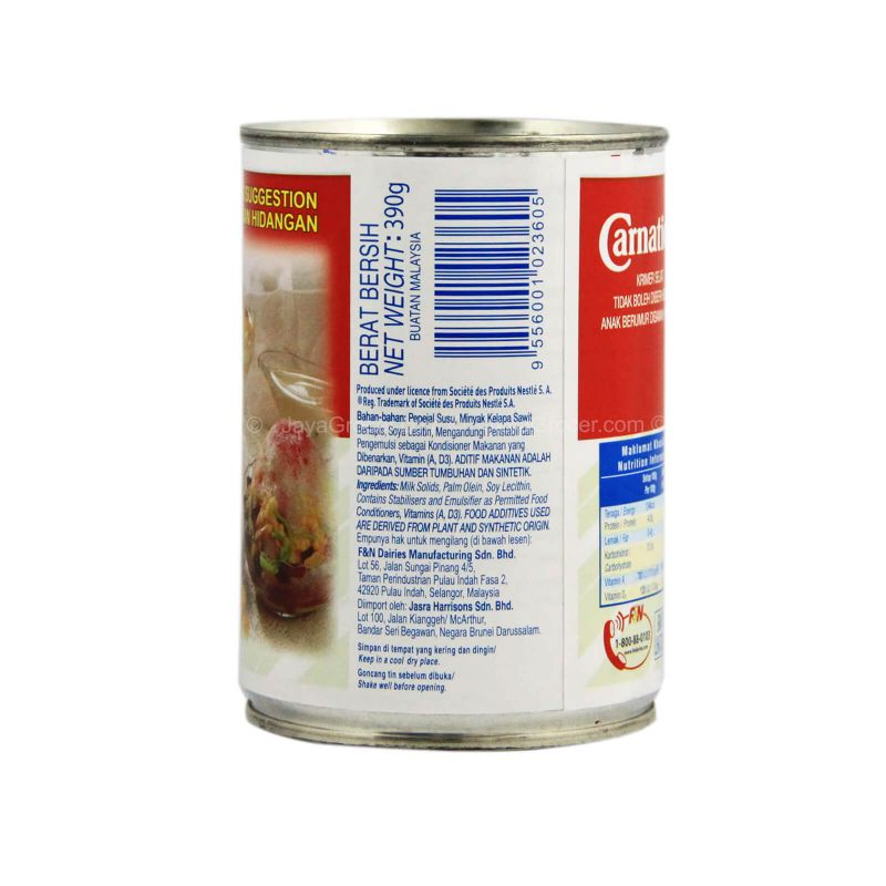 Carnation Evaporated Creamer 390g