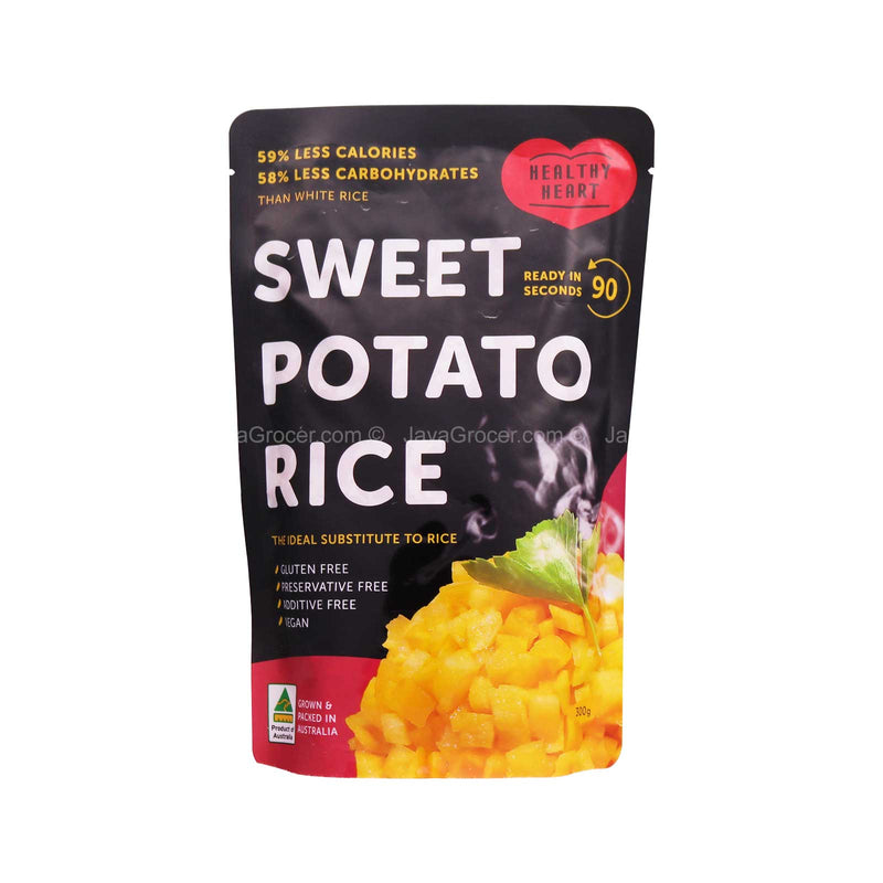 Healthy Heart Sweet Potato Rice 300g