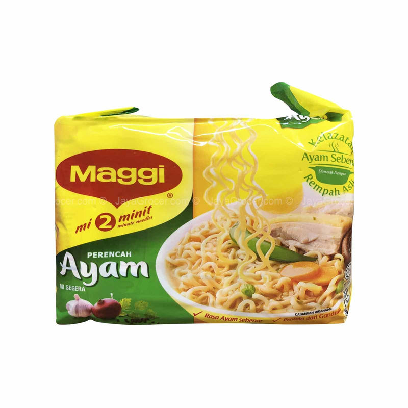 Maggi Chicken Instant Noodle 77g x 5