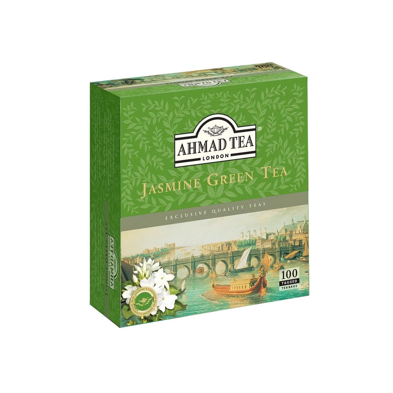 Ahmad Tea London Jasmine Green Tea 200g