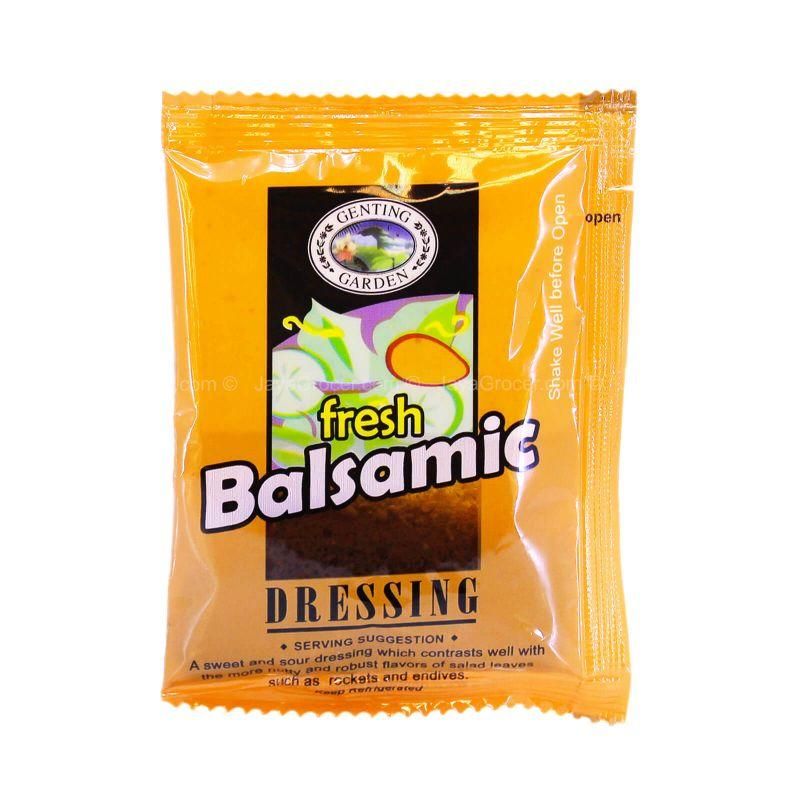 Genting Garden Fresh Balsamic Dressing 25g