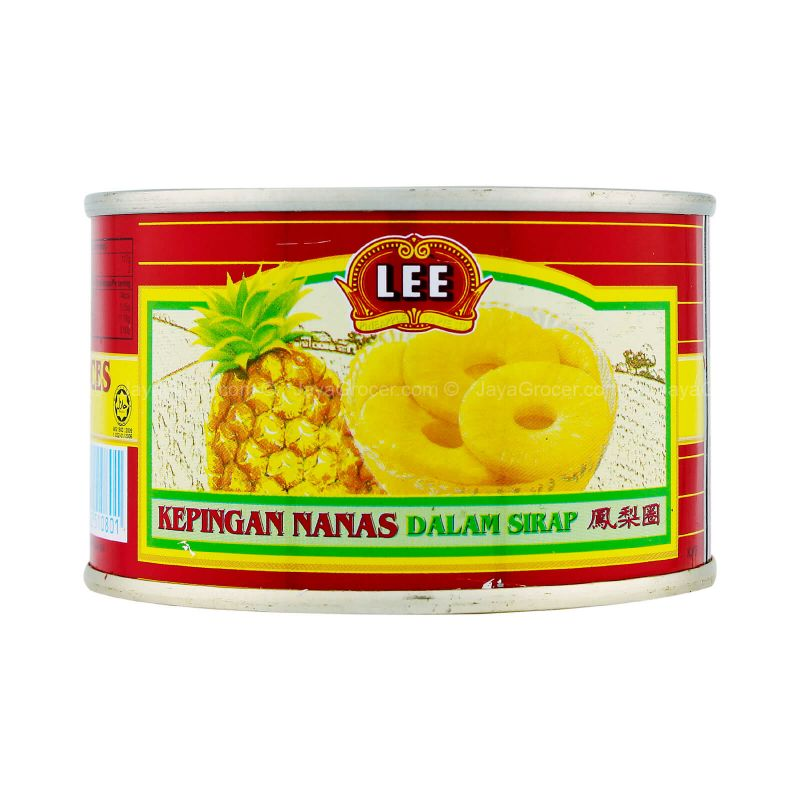 Lee Pineapple Slices in Syrup 234g