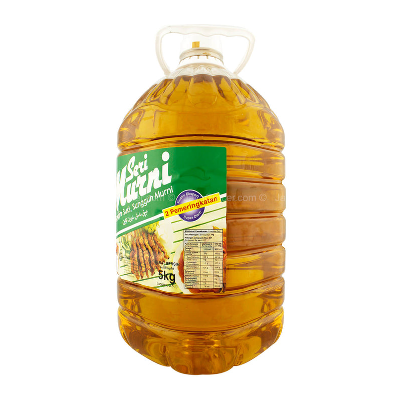 Seri Murni Pure Vegetable Oil 5kg