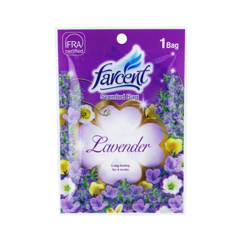 Farcent New Lavender Scented Bag 10g