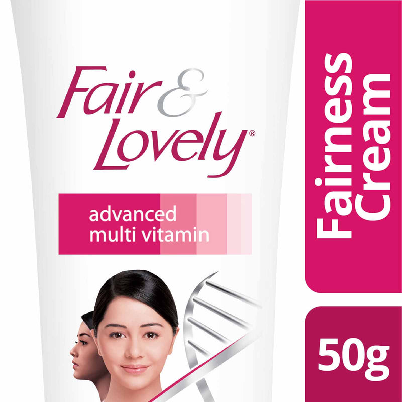 Fair and Lovely Advanced Vitamin Fairness Cream 50g