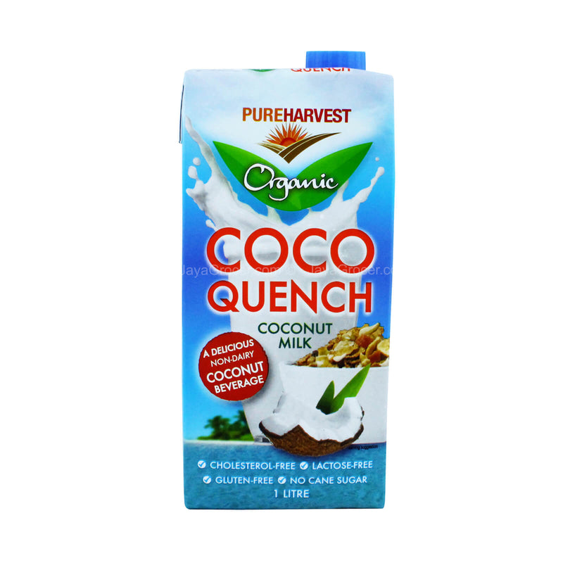 Pure Harvest Organic Coco Quench Coconut Milk 1L