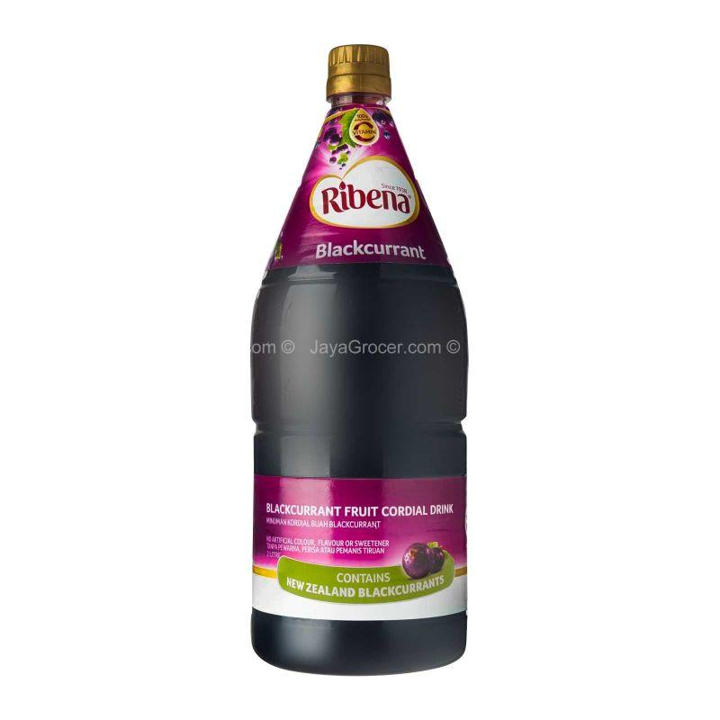 Ribena Regular Blackcurrant Drink 2L
