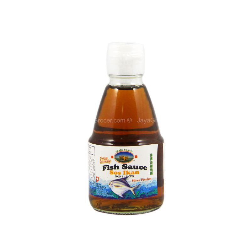 Ferry Brand Silver Pomfret Fish Sauce 200cc