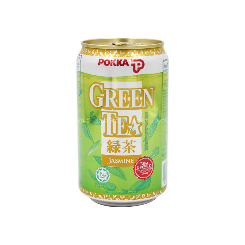Pokka Jasmine Green Tea 300ml