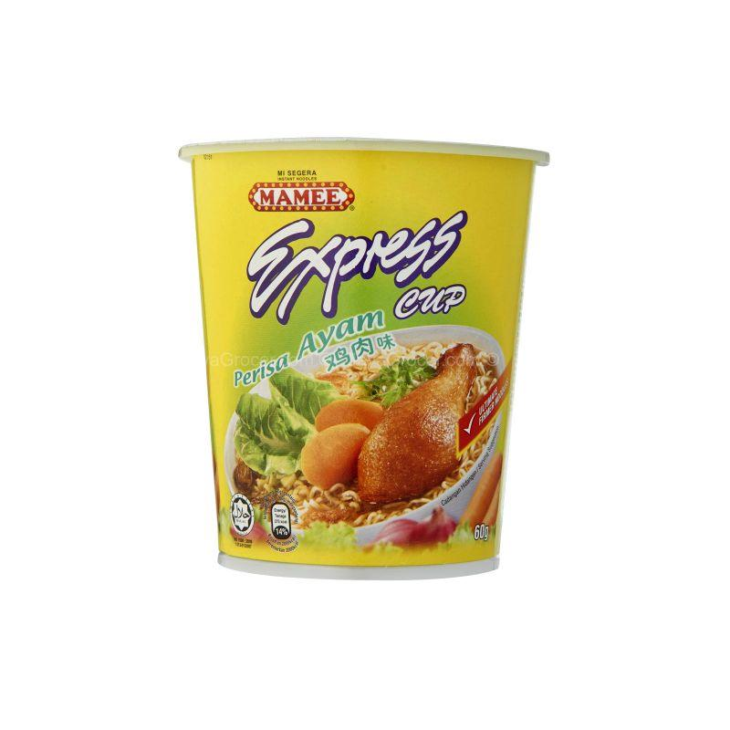 Mamee Chicken Express Cup Instant Noodles 60g
