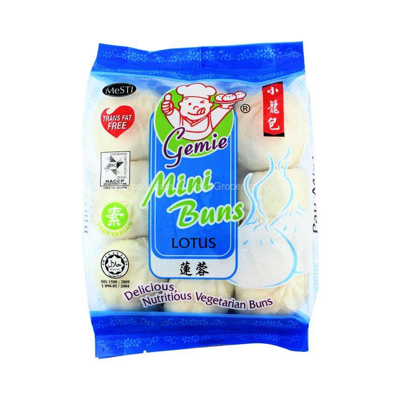 Gemie Lotus Mini Buns 270g