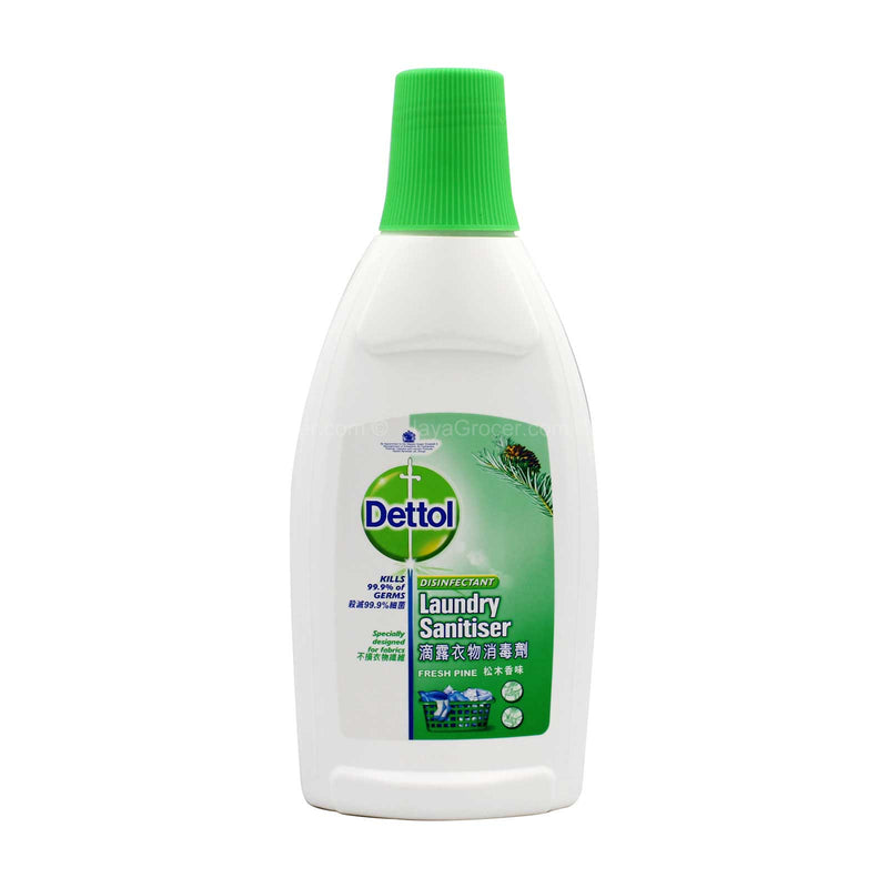 Dettol Laundry Sanitiser Fresh Pine 750ml
