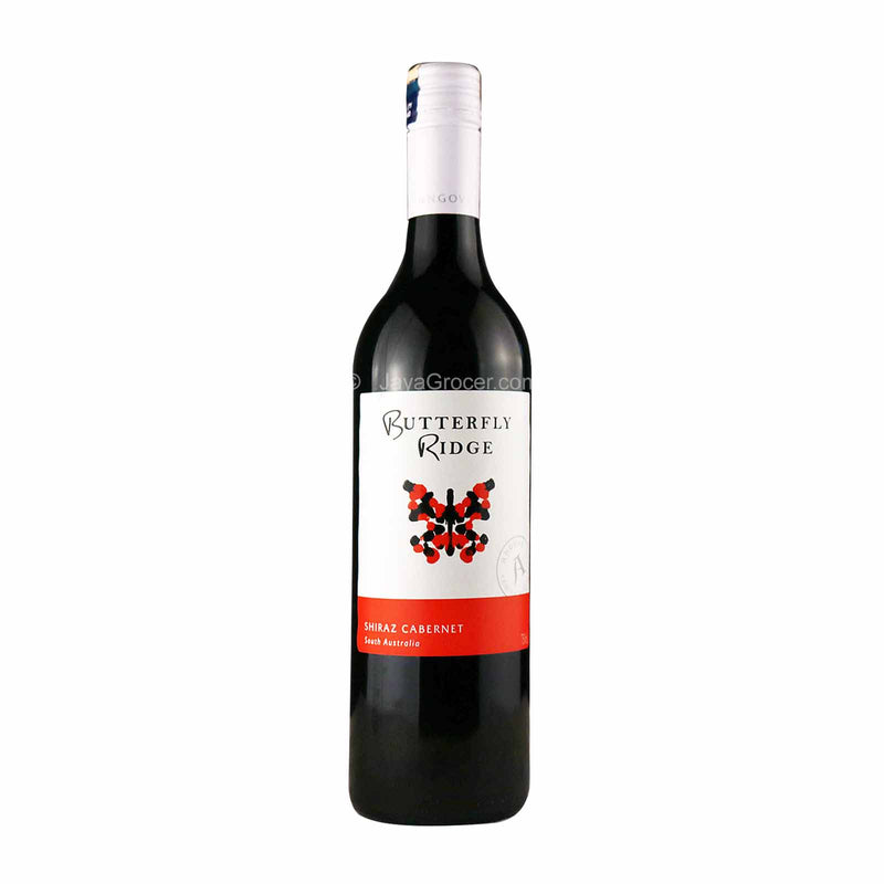 Angove Butterfly Ridge Shiraz Cabernet Wine 750ml