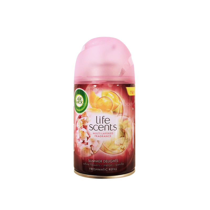 Airwick Life Scents Summer Delights Freshmatic Refill 250ml
