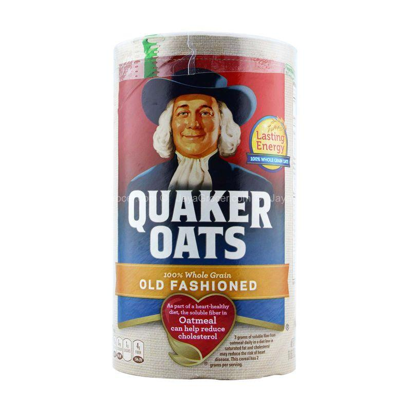Quaker Oats Old Fashioned Oatmeal 510g