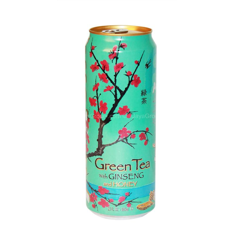 Arizona Ginseng & Honey Green Tea 680ml