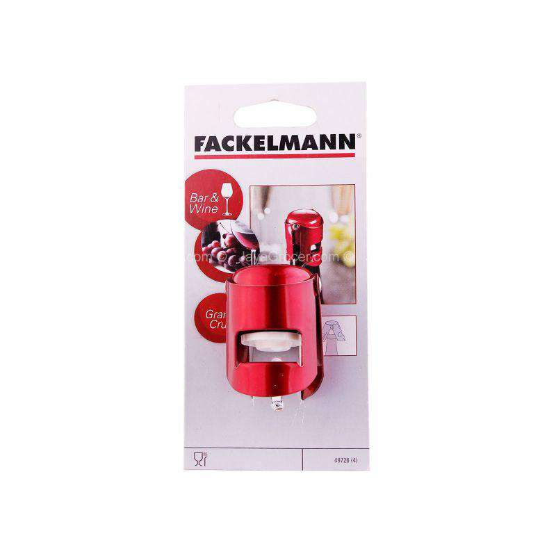 Fackelmann Bar and Wine Champagne Stopper 1pc