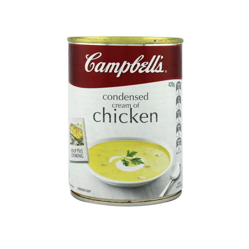 Campbell's Condensed Cream of Chicken 420g