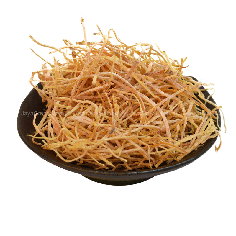 Sliced Dried Squid (Sotong Kering Hiris) 100g