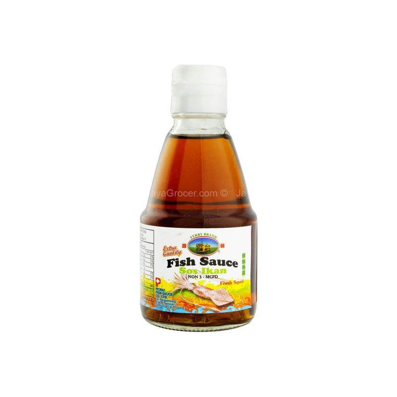 Ferry Brand Fresh Squid Fish Sauce 200ml
