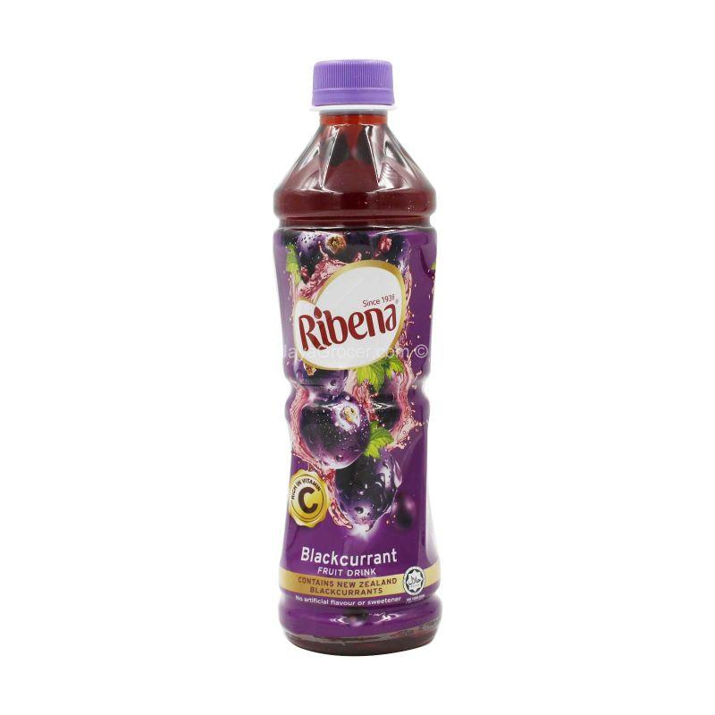 Ribena Regular Blackcurrant Drink 500ml