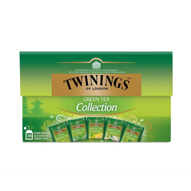 Twinings Of London Green Tea Selection 50g