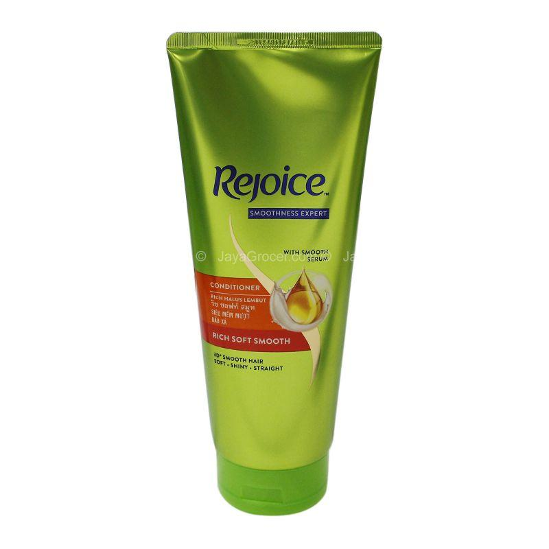 Rejoice Rich Soft Smooth Hair Conditioner 320ml