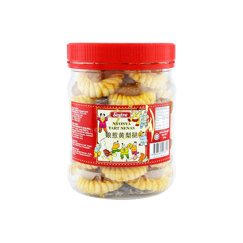 Sing Long Nyonya Pineapple Tart 400g